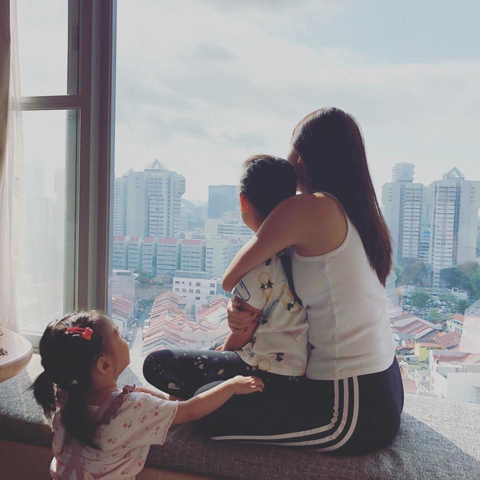 Phạm Quỳnh Anh: Không cần ánh đèn sân khấu, vẫn là mặt trời tỏa nắng cho con